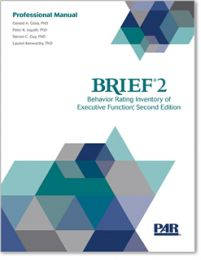 BRIEF2 - Product Range, Behavior Rating Inventory of Executive Function, Second Edition