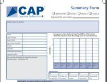Cognitive Abilities Profile - Summary Forms