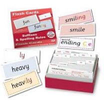SKSRFC-Spelling Rules Flash Cards