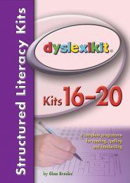 DYSLEXIKIT 16-20 (VOLUME)