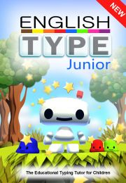 Englishtype Junior Single User Home (MAC Version)