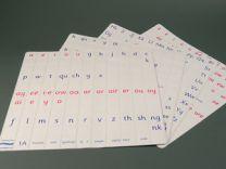 FLEXISOUND WORD GRIDS (4 GRID P/SET)
