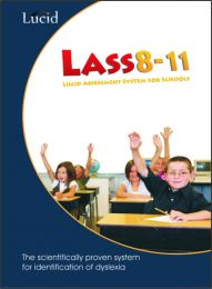 LASS JUNIOR (8-11) LUCID ASSESSMENT SYSTEM