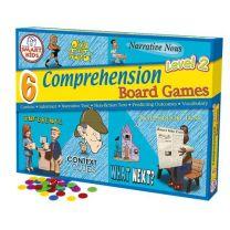 SK6RCGL2- 6 Reading Comp Games Level 2