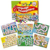 SKLDBG-6 Language Development Board Games