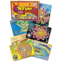 Maths Board Games Lev 1 Yr 3/4