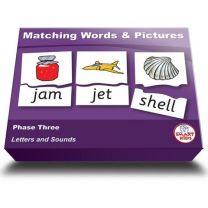 SKMWPPT- Matching Words & Pictures - Phase Three