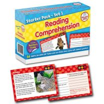 SKRCSP- Reading Comprehension Starter Pack Set