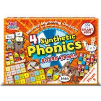 SYNTHETIC PHONICS BOARD GAME (LETTERS & SOUNDS) PHASE 2