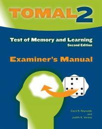 TOMAL-2 EXAMINERS MANUAL
