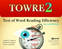 TOWRE 2 - Test of Word Reading Efficiency, Second Edition - Product Range