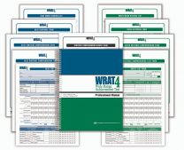 WRAT4 - Wide Range Achievement Test, Product Range